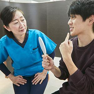歯を抜かず残す治療