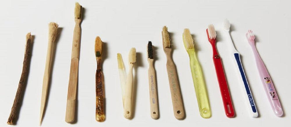 歯磨きの歴史